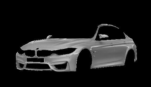 Цвета кузова M3 Sedan (F80)