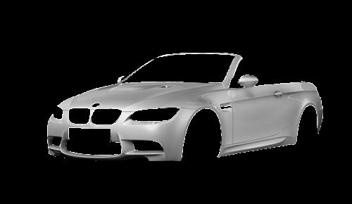 Цвета кузова M3 Cabrio (E93)